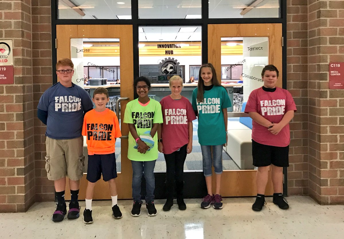 September Student of the Month Recipients