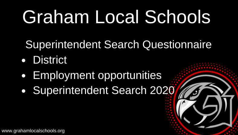 Superintendent Search 2020