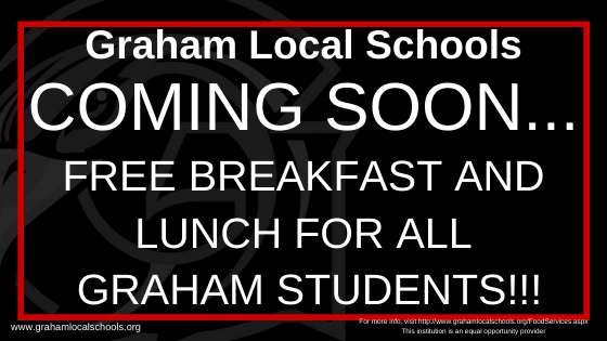Free student meals coming soon